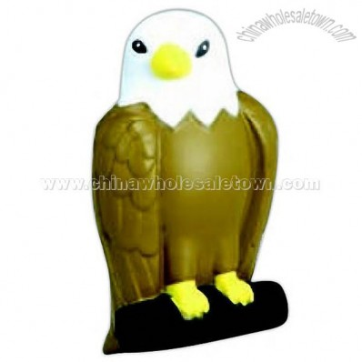Bald Eagle - Wildlife Shaped Stress Reliever