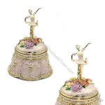 Ballet Dancer Musical Box/ Carousel