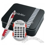 Ballpoint/Calculator Giftset