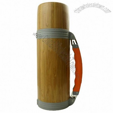 Bamboo 38oz Thermo Mugs