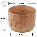 Bamboo Beer Cup