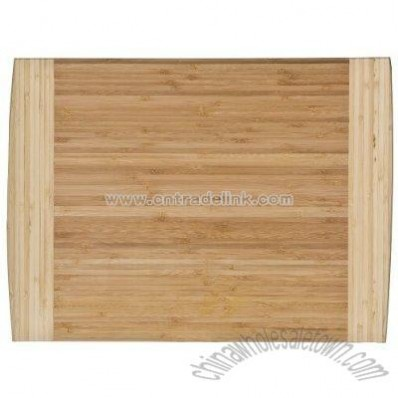Bamboo Cutting Board - 12x16