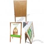 Bamboo Double Sided A Frame