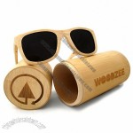 Bamboo Glasses Case