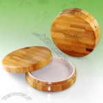 Bamboo Loose Powder Box