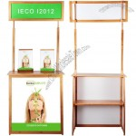 Bamboo Promotion Counter