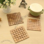 Bamboo Square Insulation Placemat