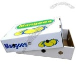 Banana Cardboard Boxes, Fruit Carton