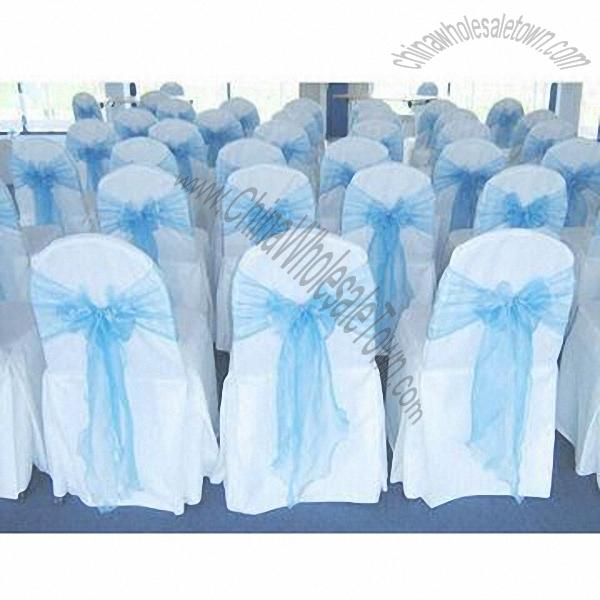 chair covers for wedding made of 100 polyester chair cover china
