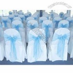 Banquet Chair Covers for Wedding, Made of 100% Polyester