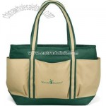 Bar Harbor Boat Tote Bag