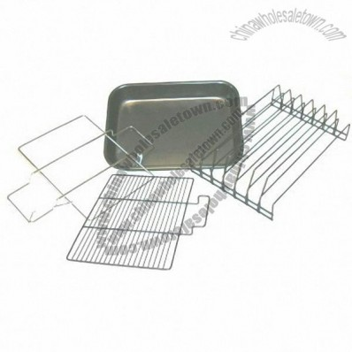 Barbecue Buddy - 7 Slabs Capacity, BBQ Grill Accessories