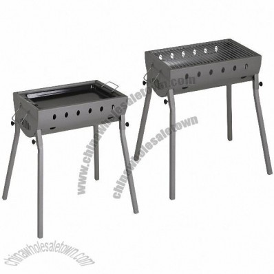 Barbecue Charcoal Grill Hotplate, BBQ Grill
