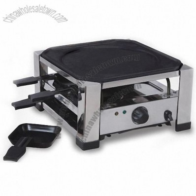 Barbecue Grill for 4 Persons