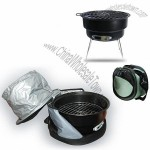 Barbecue Grill with Cooler Bag