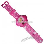 Barbie Projector Watch