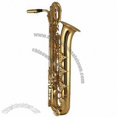 Baritone Saxophone, #F & Low A Key