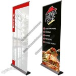 Barracuda Roll Up Banner Stand