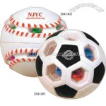 Baseball - Sports Design Light Up Stress Ball