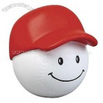 Baseball Man Stress Ball