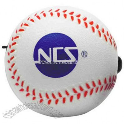 Baseball Shape Stress Reliever yo-yo