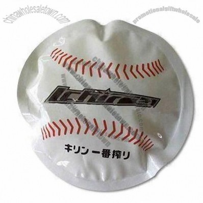 Baseball Shaped Instant Ice Pack