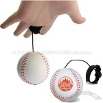 Baseball Stress Ball Yo Yo