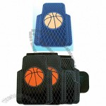 Basketball Design Car Mats