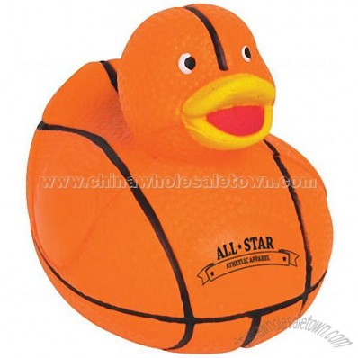 Basketball Duck Stress Reliever