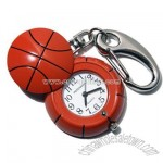 Basketball Keychain Clock