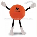 Basketball Man Stress Ball