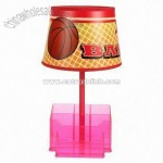 Basketball Organizer Table Lamp