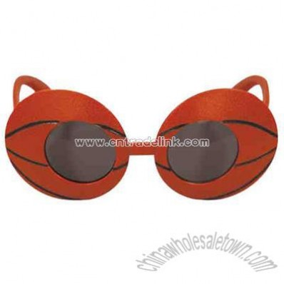 Basketball sunglasses