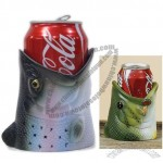 Bass Fish Can Cooler Koozie Coozie Holder