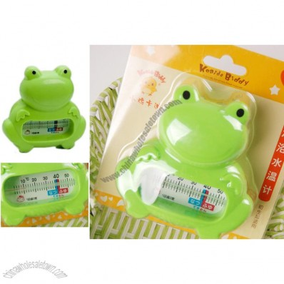 Bath Frog Thermometer