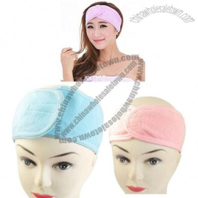 Bathing Hair Band For Makeup/Wash Face
