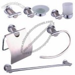 Bathroom Fittings, 6 Pieces/Set
