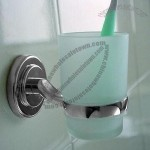 Bathroom Fittings, Tumbler and Toothbrush Holder