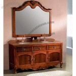 Bathroom Furniture with Mirror Measuring 1400 x 1200mm