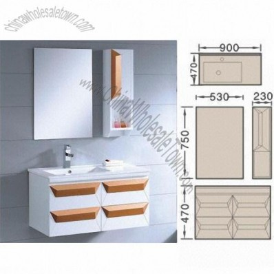 Bathroom Main Cabinet with Mirror