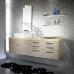 Bathroom Vanity with Decoration Mirror