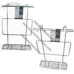 Bathroom Wire Rack