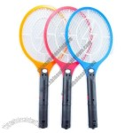 Battery Powered Handheld 3-Layer Net Electric Insect Bug Mosquito Fly Swatter