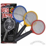 Battery Powered to Instantly Swat Bugs & Keep Them Away - Assorted Colors
