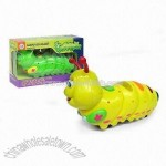 Battery-operated Bug-shaped Toy Car
