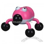 Battery operated bug shaped massager