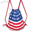 Beach Towel Gift Drawstring Bag