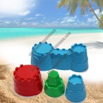 Beach Toy - Castle Model Set