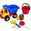 Beach Truck Set with Rake