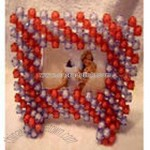 Bead Photo Frame